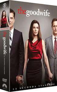 The Good Wife. Stagione 2 (Serie TV ita) (6 DVD) - DVD