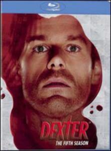 Dexter. Stagione 5 - Blu-ray