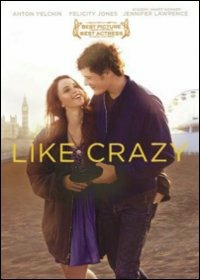 Cover Dvd Like Crazy (DVD)