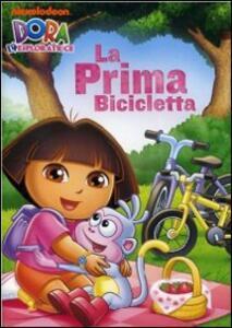 Dora l'esploratrice. La prima bicicletta - DVD
