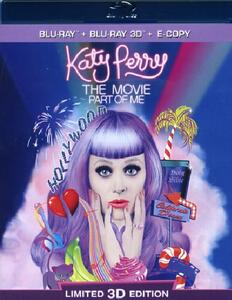 Katy Perry. Part of Me (Limited Edition 3D) (Blu-ray + Blu-ray 3D) - Blu-ray + Blu-ray 3D