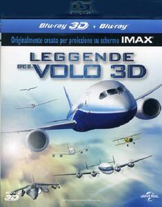 Leggende del volo 3D (2 Blu-ray) di Stephen Low