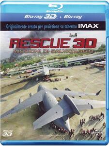 Rescue. Missioni di salvataggio 3D (Blu-ray + Blu-ray 3D) di Stephen Low