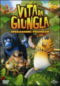 Vita da giungla. Operazione tricheco - DVD