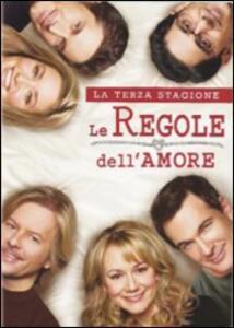 Le regole dell'amore. Stagione 3 (2 DVD) - DVD