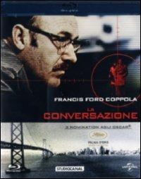 Cover Dvd conversazione (Blu-ray)