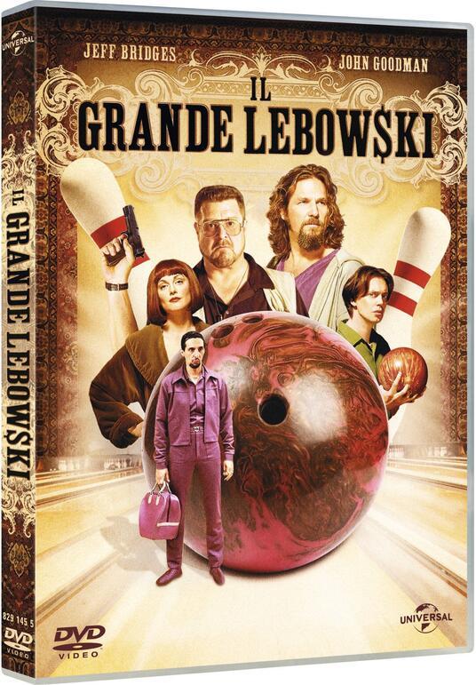 Il grande Lebowski di Joel Coen - DVD