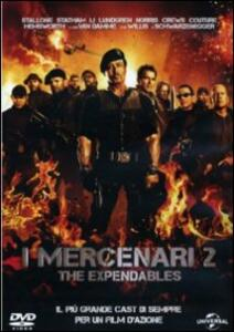 I mercenari 2. The Expendables di Simon West - DVD