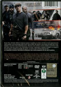 I mercenari 2. The Expendables di Simon West - DVD - 2