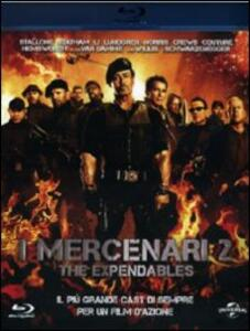 I mercenari 2. The Expendables di Simon West - Blu-ray