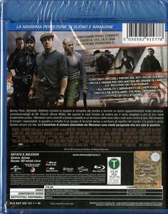 I mercenari 2. The Expendables di Simon West - Blu-ray - 2