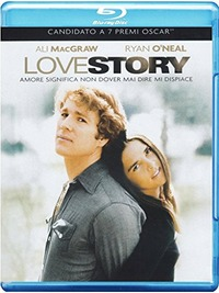 Cover Dvd Love Story (Blu-ray)