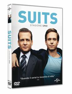 Suits. Stagione 1 (3 DVD) - DVD