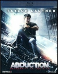 Cover Dvd Abduction. Riprenditi la tua vita (Blu-ray)