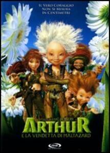 Arthur e la vendetta di Maltazard di Luc Besson - Blu-ray