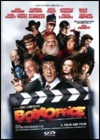 Cover Dvd Box Office. Il film dei film (DVD)