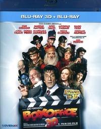 Cover Dvd Box Office. Il film dei film. 3D (Blu-ray)