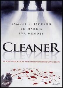 Cleaner di Renny Harlin - DVD