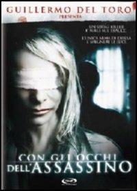 Cover Dvd Con gli occhi dell'assassino (DVD)