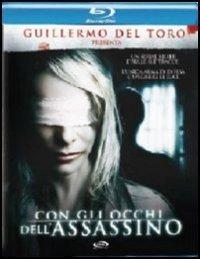 Cover Dvd Con gli occhi dell'assassino (Blu-ray)