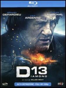 Diamond 13 di Gilles Behat - Blu-ray