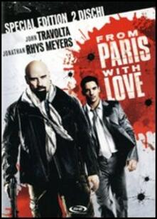 From Paris with Love (2 DVD) di Pierre Morel - DVD