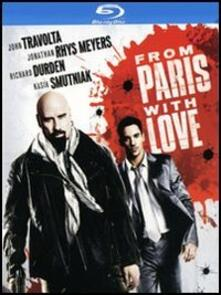 From Paris with Love di Pierre Morel - Blu-ray