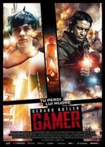 Gamer di Mark Neveldine,Brian Taylor - Blu-ray