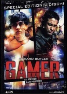 Gamer (2 DVD)<span>.</span> Special Edition di Mark Neveldine,Brian Taylor - DVD