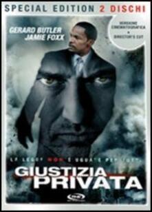 Giustizia privata (2 DVD) di F. Gary Gray - DVD