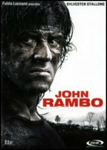 John Rambo di Sylvester Stallone - DVD