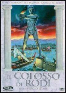 Il colosso di Rodi di Sergio Leone - DVD