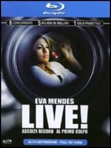 Live! Ascolti record al primo colpo di Bill Guttentag - Blu-ray
