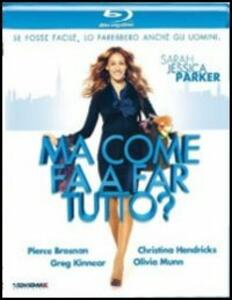 Ma come fa a fare tutto? di Douglas McGrath - Blu-ray