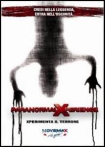 Paranormal Xperience di Sergi Vizcaino - DVD
