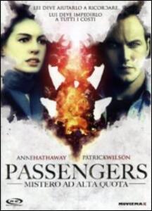 Passengers. Mistero ad alta quota di Rodrigo Garcia - DVD