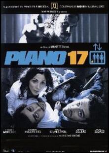 Piano 17 di Antonio Manetti,Marco Manetti - DVD