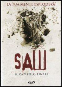 Cover Dvd Saw. Il capitolo finale (DVD)
