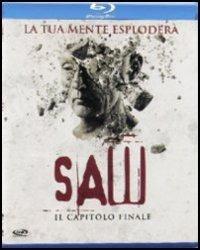 Cover Dvd Saw. Il capitolo finale (Blu-ray)