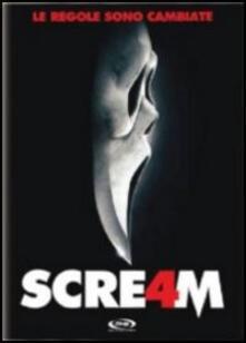 Scream 4 di Wes Craven - DVD