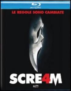 Scream 4 di Wes Craven - Blu-ray