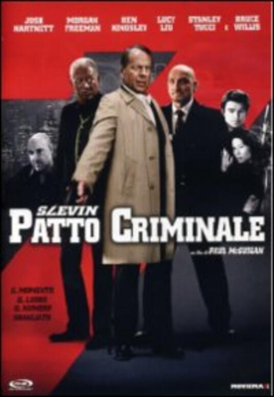 Slevin. Patto Criminale di Paul McGuigan - DVD