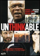 Cover Dvd DVD Unthinkable
