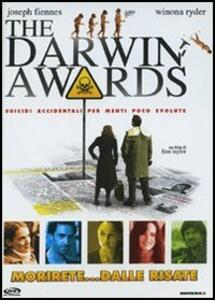 The Darwin Awards di Finn Taylor - DVD