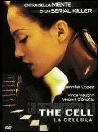 Cover Dvd The Cell. La cellula