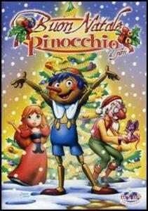 Buon Natale Pinocchio di Ippei Kuri - DVD
