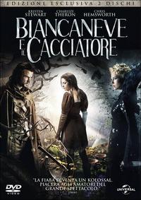 Cover Dvd Biancaneve e il cacciatore (DVD)