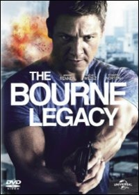 Cover Dvd Bourne Legacy (DVD)