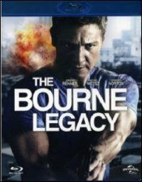 Cover Dvd Bourne Legacy (Blu-ray)