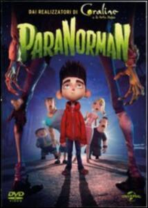 ParaNorman di Sam Fell,Chris Butler - DVD